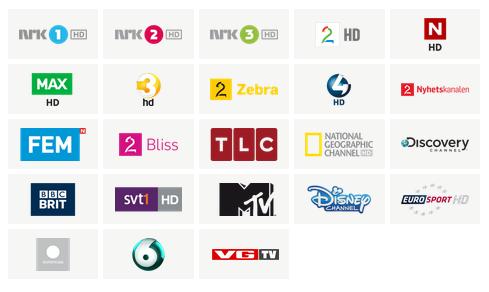 bredbånd og tv pakke tilbud
